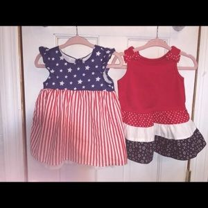Bundle Stars N Strips Dresses 👗
